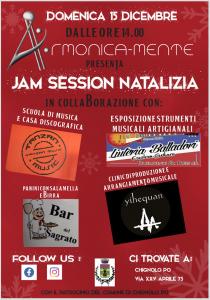 "Armonica-mente presenta: ""Jam Session Natalizia"""