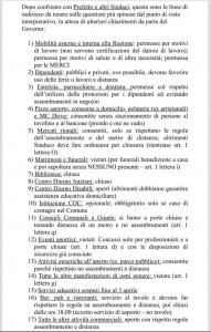 (Aggiornato alle ore 19.45 in data 8/3/20) IL COMUNE INFORMA - NUOVO DECRETO CORONAVIRUS VALIDO IN TUTTA LA LOMBARDIA VALIDO FINO AL 3 APRILE 2020