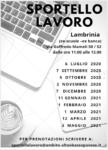 SPORTELLO LAVORO: AMBITO TERRITORIALE ALTO E BASSO PAVESE (aggiornato con bollettino del 23/11/2020)