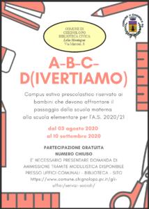 ILCOMUNE - INFORMA - AL VIA IL PROGETTO A-B-C-D-(IVERTIAMO)