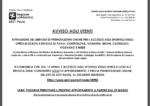 ATTIVAZIONE DEL SERVIZIO DI PRENOTAZIONE ONLINE PER L'ACCESSO AGLI SPORTELLI DEGLI UFFICI DI SCELTA E REVOCA