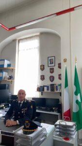 POLIZIA LOCALE INFO:Un anno fa l'arrivo del nuovo comandante della Polizia Locale
