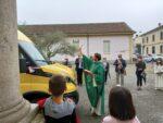 Inaugurazione e la benedizione del nuovo scuolabus (aggiornato il 26/09/2021)