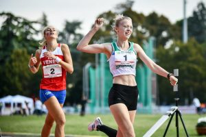 Atletica - 1000 mt: Breanna Federica Selley Campionessa Italiana!!!
