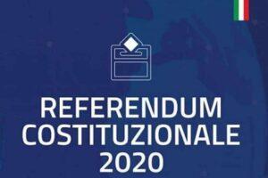 DATI REFERENDUM COSTITUZIONALE 20-21 SETTEMBRE 2020